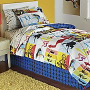 get movin  complete bed set