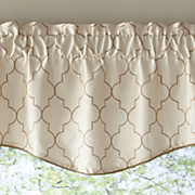 hudson scalloped valance
