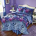 Hummingbird Comforter Set