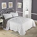 Scallop Chenille Bedspread