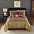 Rivoli Jacquard 10-Piece Bed Set