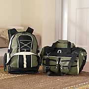 backpack   duffle travel set