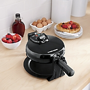 Rotating Waffle Maker by Black & Decker