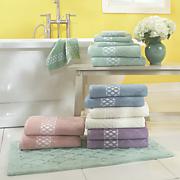 victoria 6 pc  towel set