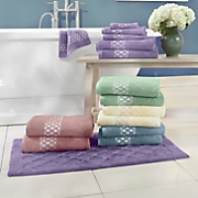 victoria 6 pc  towel set