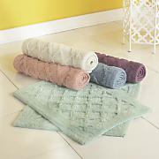 Victoria 2 pc alfombra de baño conjunto