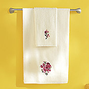 watercolor towels