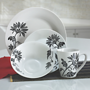 16-Piece Night Out Dinnerware Set by Oneida