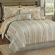 Seabreeze Bed Set and Window Treatments