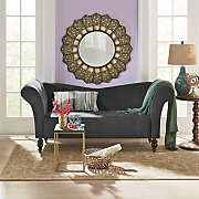 madeline tufted loveseat