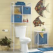Ultimate Organizer Bath Space Saver