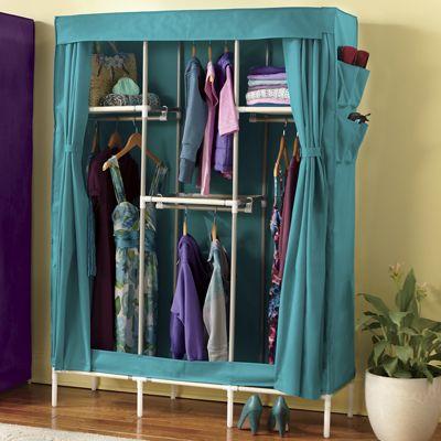 Multi-Level Storage Wardrobe