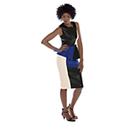 Gaby Color Block Dress