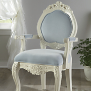 emily hand carved chair