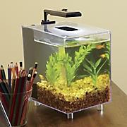 Prism Tabletop Aquarium and Replacement Filters