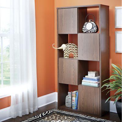 Tall Peekaboo Cabinet