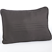lila oblong decorative pillow