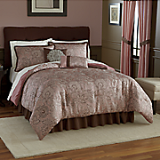 Windham 10-Piece Bed Set and Window Treatments