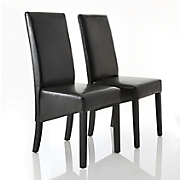 Set of 2 Parson Chairs