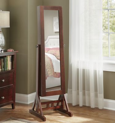 Cheval Jewelry Armoire