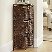 corner basket drawers