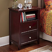 virginia night stand w usb charging port