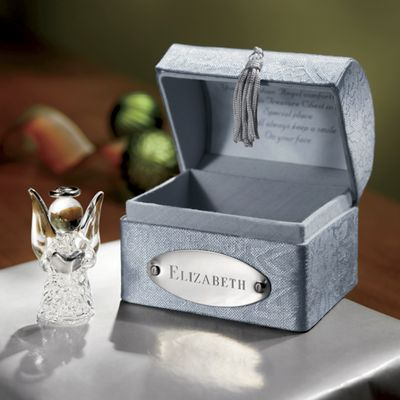 """Personalized """"My Guardian"""" Treasure Chest"""