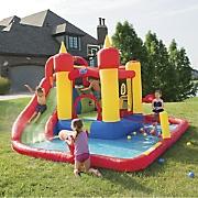 jump and splash funland