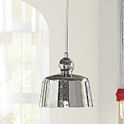 Chrome Pendant Lamp