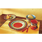 16-Piece Pueblo Springs Dinnerware Set