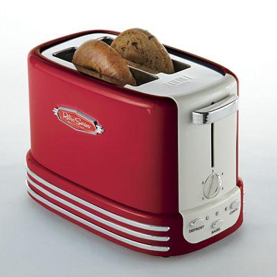 2-Slice Retro Toaster