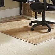 bamboo chair mat