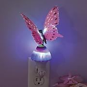 Butterfly Fiber Optic Night Lamp