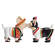 chi chi chi salt and pepper shakers