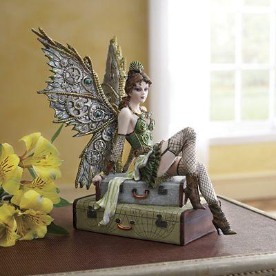 Air Voyage Fairy Figurine