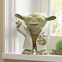 star wars lightsaber yoda