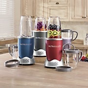 8 pc  nutribullet set by magic bullet