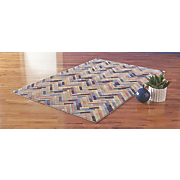 Caftan Stripe Rug by Mohawk