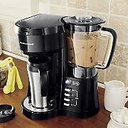java blend coffee brewer blender by hamilton beach