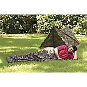 fleece camouflage sleeping bag