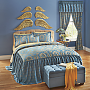 Capella Bedding and Window Treatments