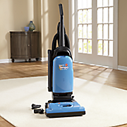 tempo bagged upright vacuum by hoover
