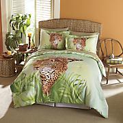 3 pc  sun cat comforter set
