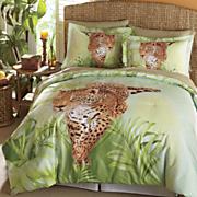 3-Piece Sun Cat Comforter Set