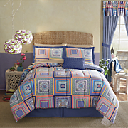 San Marco Bedding and Window Treatments