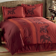 elephant walk comforter set