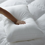 memory fiber deluxe jumbo pillow by snuggle home