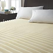 Wave Gel Memory Foam Mattress Topper by Snuggle Home