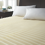 wave memory foam 3  mattress topper by snuggle home