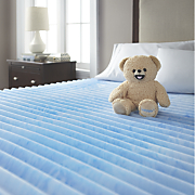 wave gel memory foam 2  mattress topper by snuggle home